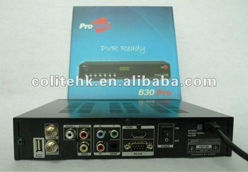 pro box 830 pro pvr ready