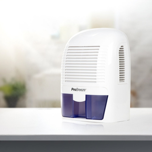 pro brisa pb-03-nos eléctrico mini deshumidificador, 2200 pi