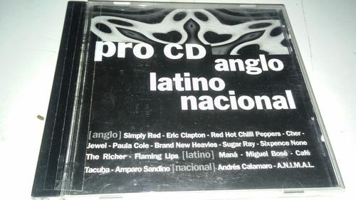 pro cd anglo latino internacional