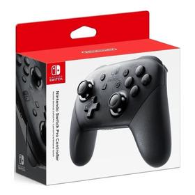 Pro Controller Nintendo Switch Novo Lacrado Original Loja