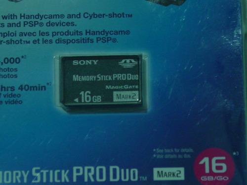 pro duo memory stick
