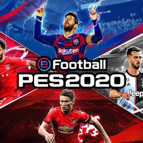 Pro Evolution Soccer- Pes 2020 Efootball Steam Pc