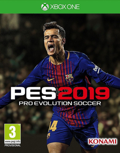 pro evolution soccer 19 en 35$ - pes 18 en 20$  digital xbox