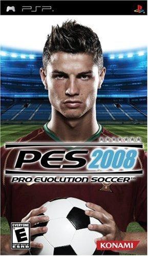 pro evolution soccer 2008 sony psp