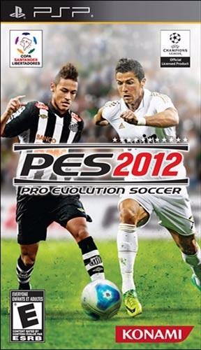 pro evolution soccer 2012 psp