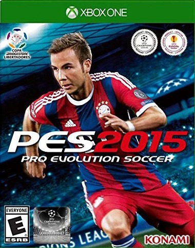 pro evolution soccer 2015 pes 2015 xbox one fisico en disco