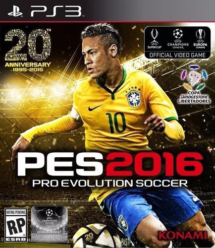 pro evolution soccer 2016 digital exclusive latino ps3
