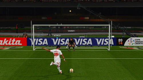 pro evolution soccer 2016 (pes 16) - xbox 360 - semi-novo