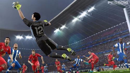 pro evolution soccer 2016 pes xbox 360