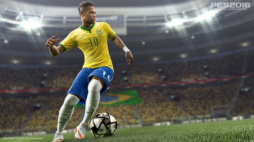 pro evolution soccer 2016  - xbox one - standard edition