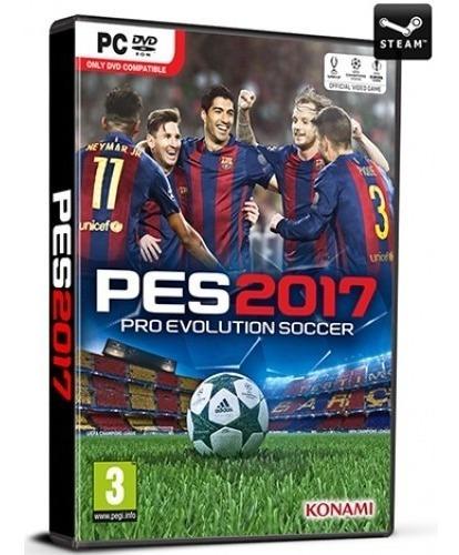 pro evolution soccer 2017 cd key steam serial global