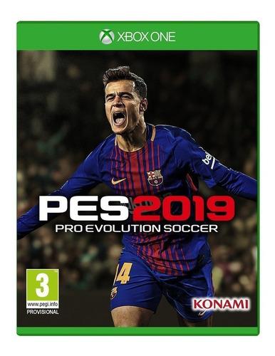 pro evolution soccer 2019 pes 19 xbox one offline