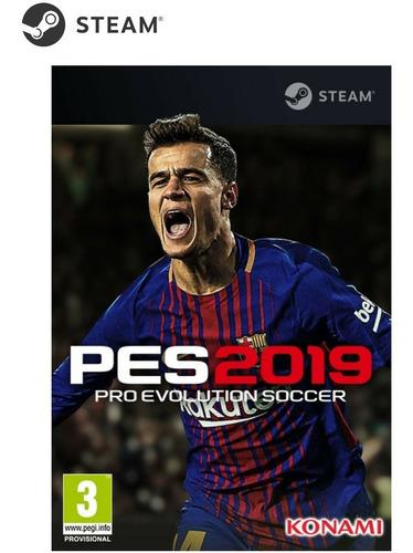 pro evolution soccer 2019 (pes2019) ediciónestándar steam pc