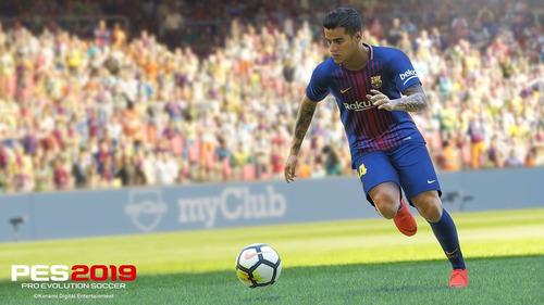 pro evolution soccer 2019 ps4 digital original 1rio