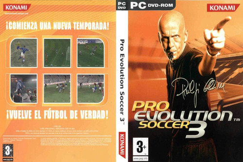 pro evolution soccer 3 pc