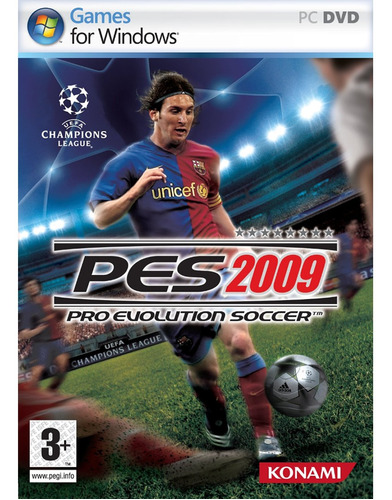 pro evolution soccer pes 2009 pc