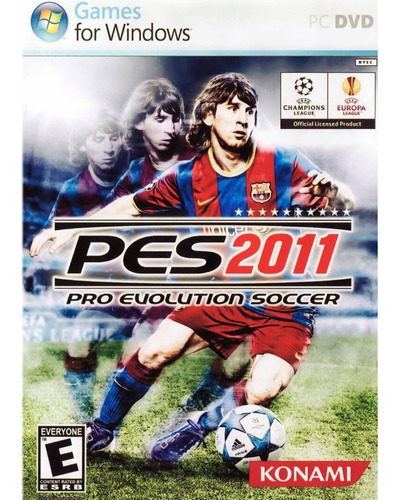 pro evolution soccer pes 2011 pc