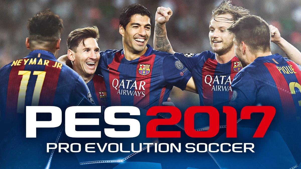 pro evolution soccer pes 2017 pc - original - steam