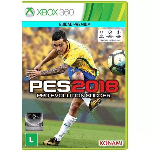 pro evolution soccer pes xbox 360