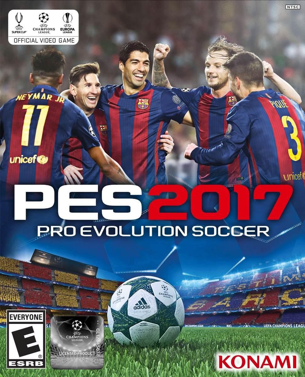 Pro Evolution Soccer 2017 Digital Ps3 -   15.600 en Mercado Libre 08e888a230c7d