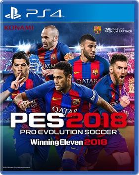 pro evolution soccer ps4 pes