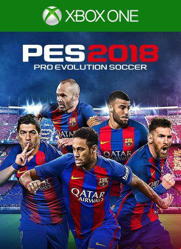 pro evolution soccer xbox one pes