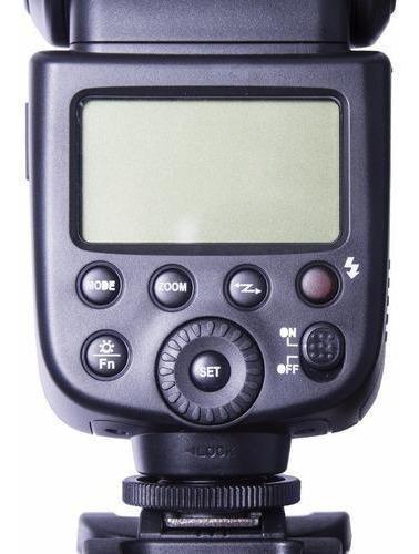 pro flash fotografia strobies str237 tli-n para nikon