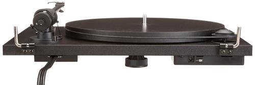 pro-ject essential ii toca discos vinil cápsula ortofon om5e