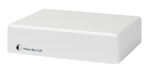 pro-ject phono box e bt preamplificador phono con bluetooth