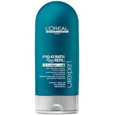 pro-keratin refill condicionador loreal 150ml