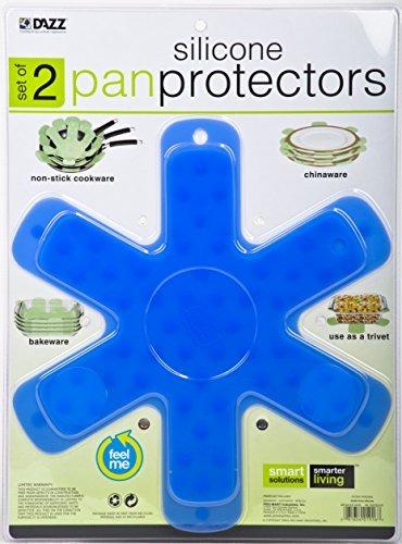 pro-mart de silicona pan y placa de protección (juego  u4