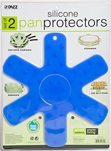 pro-mart de silicona pan y placa de protección (juego  u5