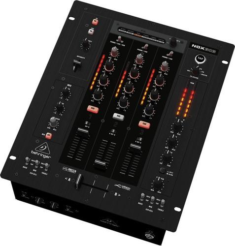 pro mixer behringer nox 303 á vista lj 900  nox303 dj