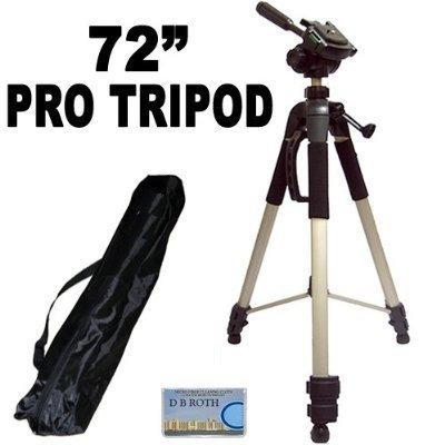 pro profesional 72 pulgadas super strong trípode con estuch