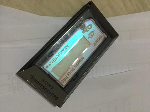 pro sony 256mb memory stick