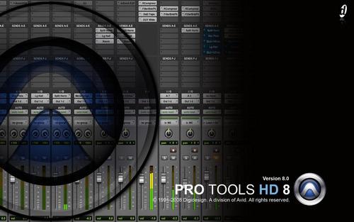 pro tools 8 hd mac os x 10.5-10.9 edic sonido profesional