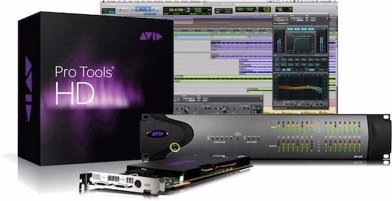 Pro Tools Hd 10 + Avid Instruments+ Waves 8 + Izotope 6 Mac