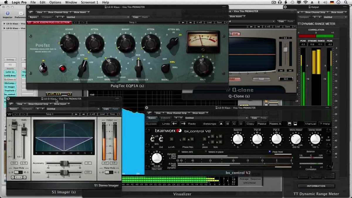 Pro Tools Hd12 5 Con Avid Complete Plugin Bundle Y Waves 10