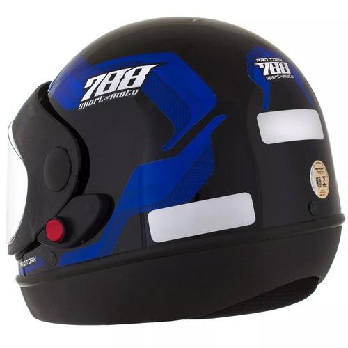 pro tork capacete moto