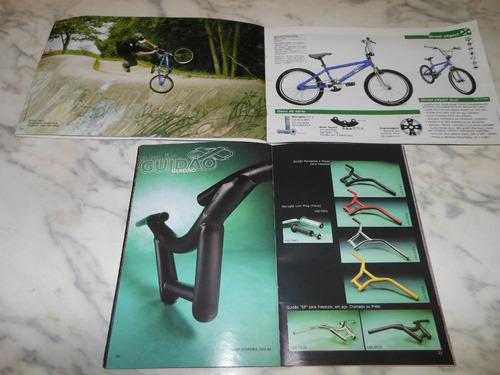 pro x bicicletas e peças revista + catálogo de bikes