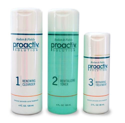 proactiv kit 60 dias. entrega inmediata !! tratamiento acne