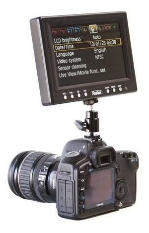 proam  7 lcd video monitor
