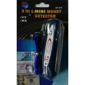Probador Billetes Luz Uv+ Magnetic Nuevo El Original 5 Vrds