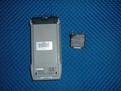 probador de cables rj45 microtest pentascanner +