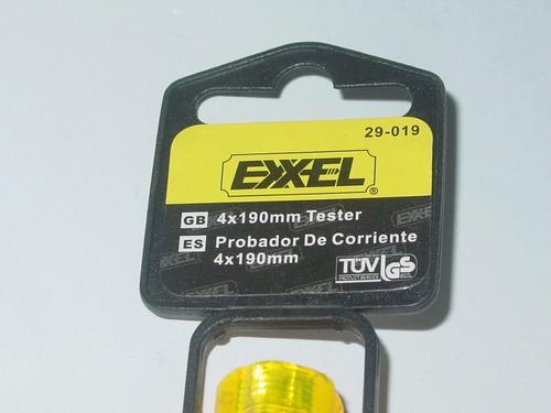 probador de corriente universal 100-500v ~