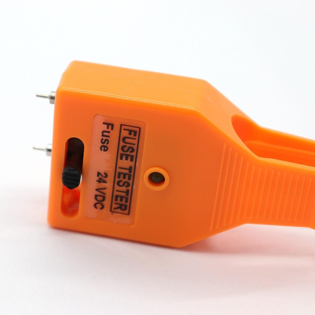 Mini Fusible Cuchilla Estándar ATO automotriz Extractor Y Probador con indicador LED