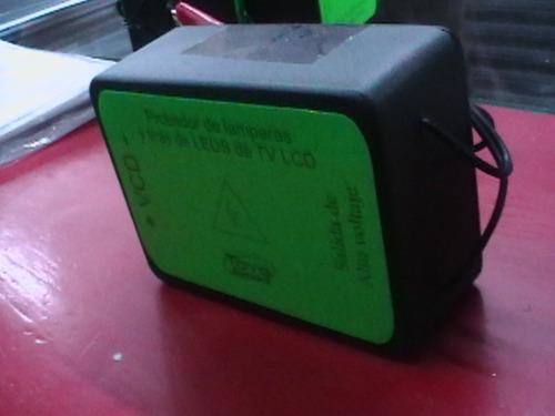 probador de lámparas tipo ccfl de pantallas lcd