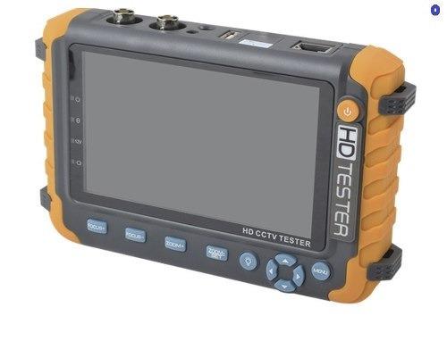probador de vídeo con pantalla de 5  para cámaras hd-tvi 5mp