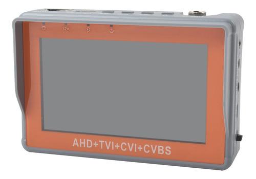 probador de vídeo de pulsera con pantalla de 4 para cámaras