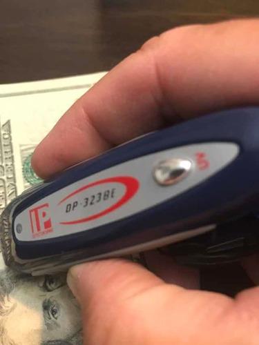 probador sensor de billetes falsos 2 en 1 detector uv